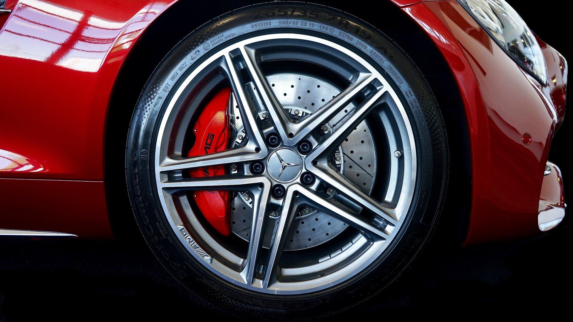luxury car tyres